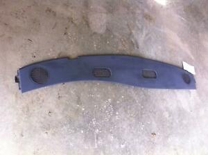 1999 Dodge Ram Van B1500 Dash Dashboard Defrost Panel Only Mist Gray C3 Marks