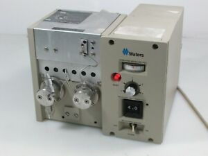 Waters Millipore Solvent Delivery System M 45 Hplc Pump Chromatography