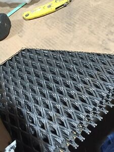 Qty 30 4 x8 Expanded Metal Sheets Perforated Metals Plus