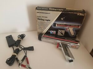 Sears Craftsman Inductive Timing Light No 28 2134 Works