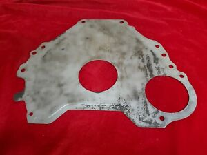 1965 1968 Mustang 289 302 Automatic C4 Trans Engine Spacer Plate 157 Tooth