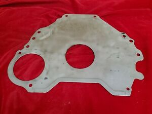 1965 1968 Mustang 289 302 Automatic C4 Tranny Engine Spacer Plate 157 T