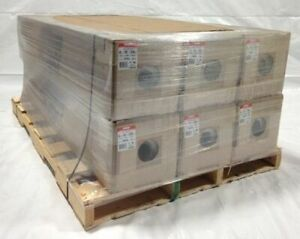 36 X 165 7 Mil Husky Brand Shrink Wrap White Pallet Of 6 Rolls