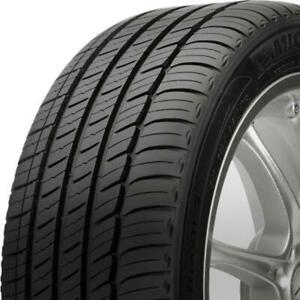 2 New P215 45r17 87v Michelin Primacy Mxm4 215 45 17 Tires