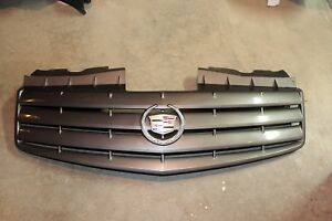 2003 2007 Cadillac Cts Upper Front Grille Grill With Emblem