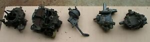 Cadillac Chevrolet Ford Studebaker Carburetors Fuel Pumps