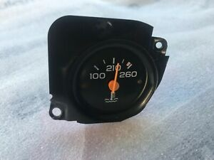 1973 1990 Chevy Gmc Truck Dash Cluster Temp Gauge Gm Square Body K5 C10 4x4