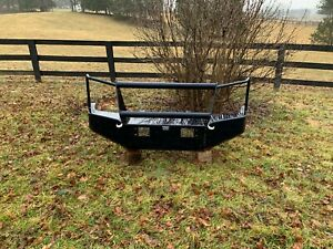 Heavy Duty Bumper 2003 2006 Chevrolet silverado 2500hd 3500