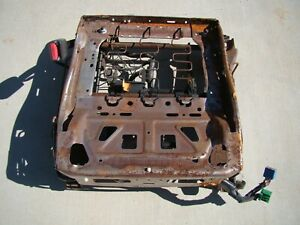 2005 09 Ford Mustang Driver Left Power Seat Track