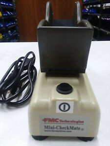Fmc Technologies Syntron Mini Checkmate Jogger 6515 009 a