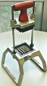 Lincoln Insta Dice Commercial Fruit And Veggie Dicer Or French Fry Maker