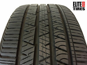 1 Continental Cross Contact Lx Sport P265 45r20 265 45 20 Tire 8 75 9 75 32