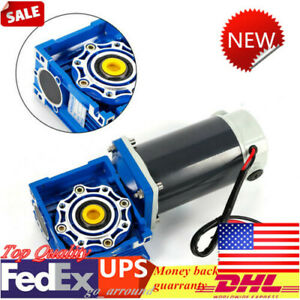Two speed Gear Motor Variable Speed Drive 12v Dc Gearmotor 90w With Gearbox Us