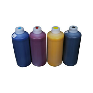 1000ml Refill Ink For Riso Comcolors Hc5500 5000 3050 7050 9050 4 Colors set