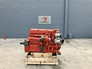 2005 Cummins Isx 400 Diesel Engine Serial 79120165 Cpl 8520 Cm870