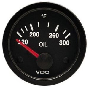 Vdo 310 106d 300 Oil Temp Gauge