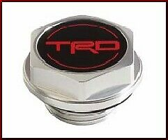 Genuine Toyota Trd Performance Oil Cap Ptr35 00110