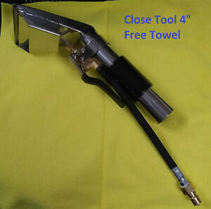 Free Towel Detail Upholstery Tool Close Wand 4 wide Detailing Carpet Clean Usa