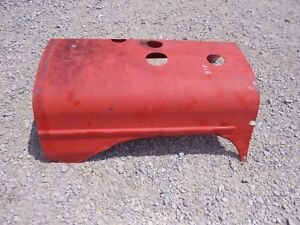 Allis Chalmers B Tractor Original Ac 4 Hole Engine Motor Hood Cover kk