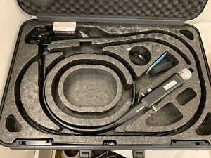 Pentax Eg 2731 Flexible Video Gastroscope Endoscope With Case