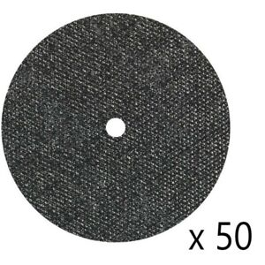 50 Pcs 4 X 040 X 5 8 Stainless Steel And Metal Cut off Wheel Cutting Discs