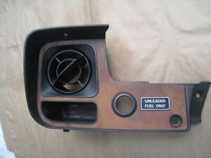 1980 Toyota Pickup Sr5 Left Dash Vent 1979 1981 1982 1983
