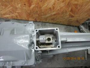 83 84 85 86 87 88 93 Chevy S 10 T 4 4 Speed Nwc Manual Speedo Hotrod Project T5