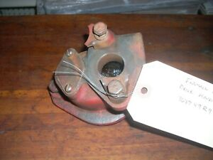 Farmall Tractor C 123 Engine Distributor Drive Housing 363749r91