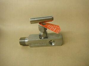 Kf Industries N12 125ht Needle Valve