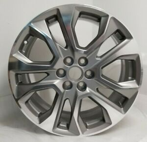 Brand New Gm Oem 20 Wheel Fits 2018 2019 Chevrolet Traverse Machined 5848