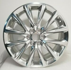 Brand New Gm Oem 20 Wheel Fits 2018 2019 Buick Enclave Polished 5852