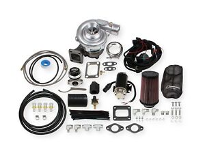 Holley Performance Sts1001 Sts Turbo Universal Remote Mounted Single Turbo Kit