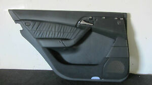 03 Mercedes W220 Door Panel Trim Left Rear Driver S430 S500 S600 Excellent