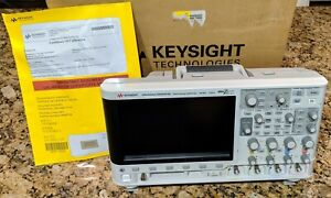 Keysight Dsox2014a Oscilloscope 4ch 100mhz Warranty