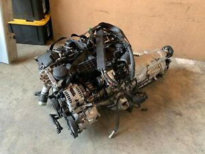 Bmw E90 E92 E93 E82 N54 335i 135i 3 0l Engine Motor Turbocharged Dropout Oem 86k