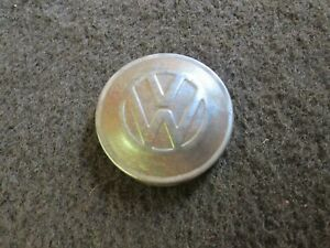 Vintage Volkswagen Bug Early 60s Vw Logo Gas Cap 70mm Vw Thing