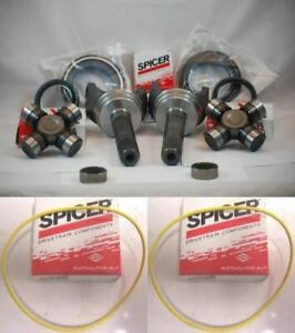 Ford 98 04 F250 F350 Superduty Dana 50 60 Outer Axle Shaft Master Seal Kit