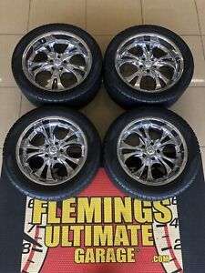 Boss Motorsports 20 Inch Chrome Wheels And Toyo Proxes S t Tires Excellent Cond
