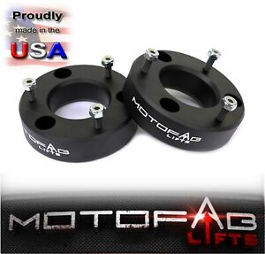 2 5 Front Leveling Lift Kit For 2007 2020 Chevy Silverado Gmc Sierra 1500