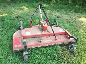 Bush Hog Rdth 72 Finishing Mower Rarely Used