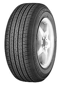 Continental 4x4 Contact 275 55r19 111v Bsw 2 Tires