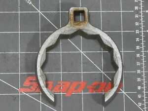 Snap On 1 2 Drive Deep Flare Nut Crowfoot Wrench 3 1 8 12pt Crow Crows Foot