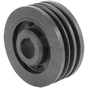 74009853 New Crankshaft Pulley Made To Fit Allis Chalmers Tractor 200