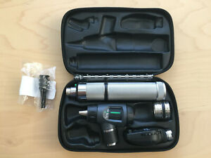 Welch Allyn Diagnostic Set 97200 Mc Macroview Otoscope ophthalmoscope