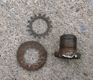 Crankshaft Bolt Washer Front Dodge Plymouth 1928 60 Mopar Desoto Chrysler