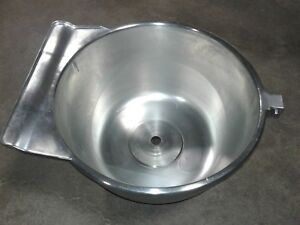 Hobart Stephan Vcm 40 Stainless Steel Vertical Chopper Cutter Mixer Bowl W pin
