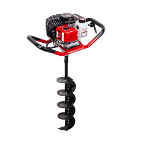 Hoc One Man Auger 52 Cc 6 Inch 90 Day Warranty Free Shipping