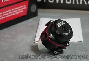 New Precision Turbo Pte 50mm Blowoff Blow Off Valve Bov Black Pbo083 2005 Tial