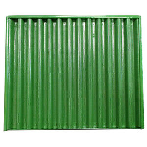 Painted Side Screen Grill Fits John Deere Fits Jd 1020 1520 1530 2040 2240 820 8