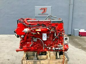 2015 Cummins Isx15 Diesel Engine Serial 79844632 Cm2350 Cpl4583